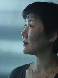 粟谷裕子コーチ
