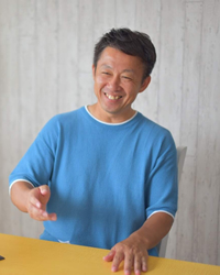 福岡正一コーチ