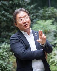 稲葉直彦コーチ