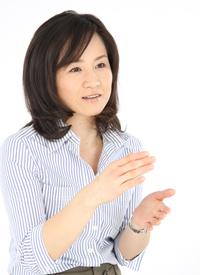 石崎舞子コーチ