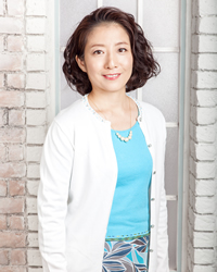井澤満美コーチ