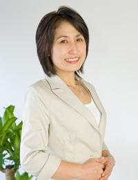 加島祐子コーチ