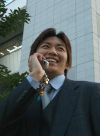 大塚智史コーチ