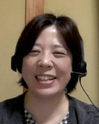 大迫香寿枝コーチ