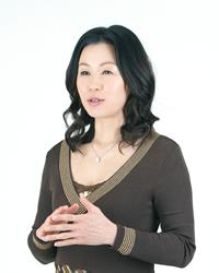 小澤真理子コーチ