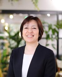 高本由美子コーチ