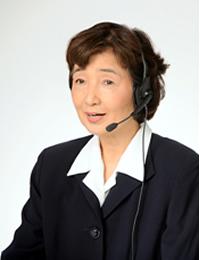 田辺信子コーチ