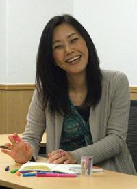 矢嶋美由希コーチ