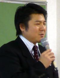 横田幹雄コーチ